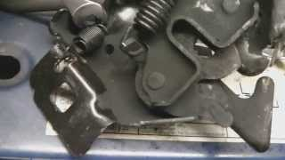 Replace Broken Hood Latch (demonstrated On A Ford Ranger