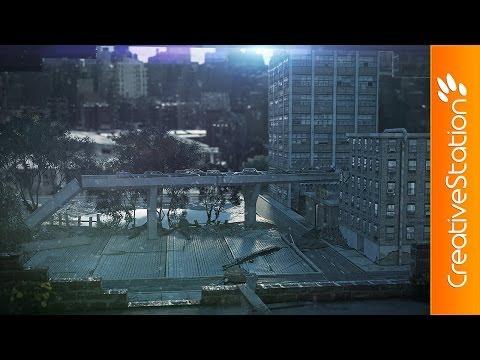 Sequel - Speed art ( #3D Max ) | CreativeStation