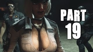 Dead Rising 3 Gameplay Walkthrough Part 19 Hilde