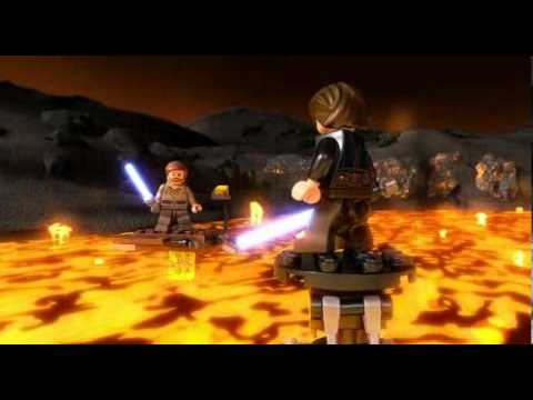 Lego star wars anakin 39 s jedi interceptor 9494 youtube - Vaisseau star wars anakin ...