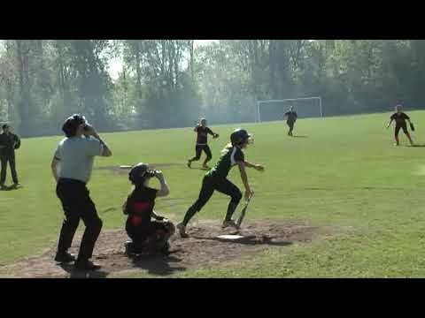 Chazy - Keene Softball 5-11-12