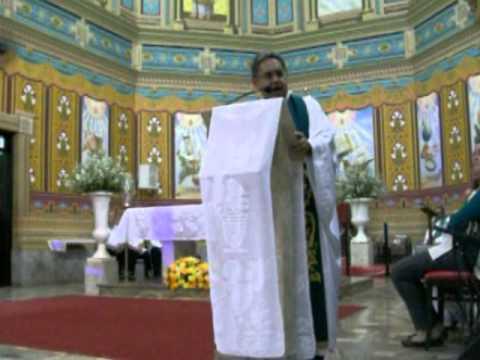 Missa de Aniversário e Despedida do Pe. Deusmar - Catedral