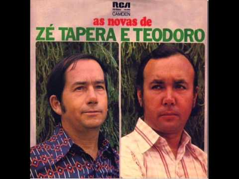 Zé Tapera & Teodoro -  Espinho de Juá