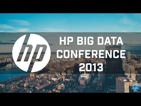 Colin Mahony - HP Vertica Big Data Conference 2013 - theCUBE
