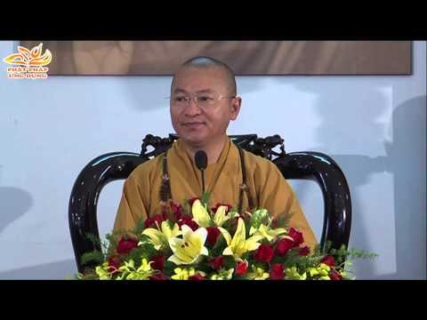 Ly Hôn Là Một Nỗi Đau (22/09/2013) video do TT Thích Nhật Từ giảng