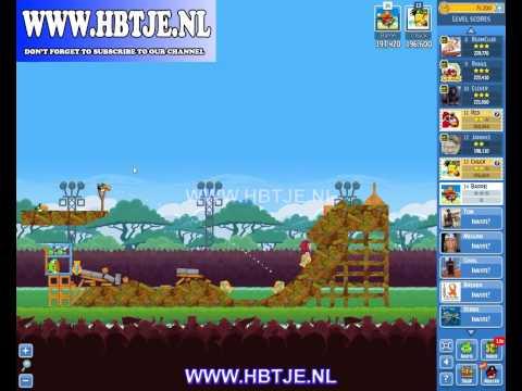 Angry Birds Friends Tournament Level 3 Week 118 (tournament 3) no power-ups