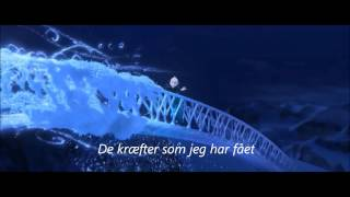 Frozen Let It Go Swedish Norwegian Danish Icelandic FULL