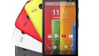 Motorola Moto G Review: Características Al Detalle