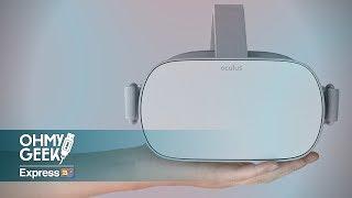 Oculus Go: gafas de realidad virtual que no necesitan un PC o celular
