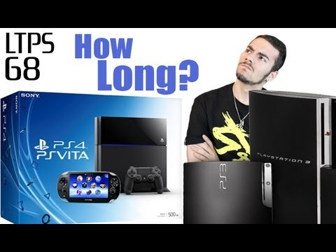 How long will the PS3 Last? Sony on PS4/Vita Bundle and Vita vs. 3DS