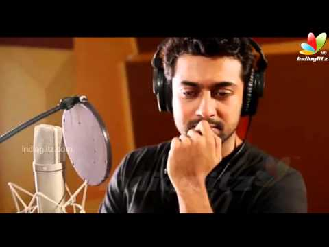 Surya takes a playback singer avatar | Next Movie Anjaan | Hot Tamil Cinema News