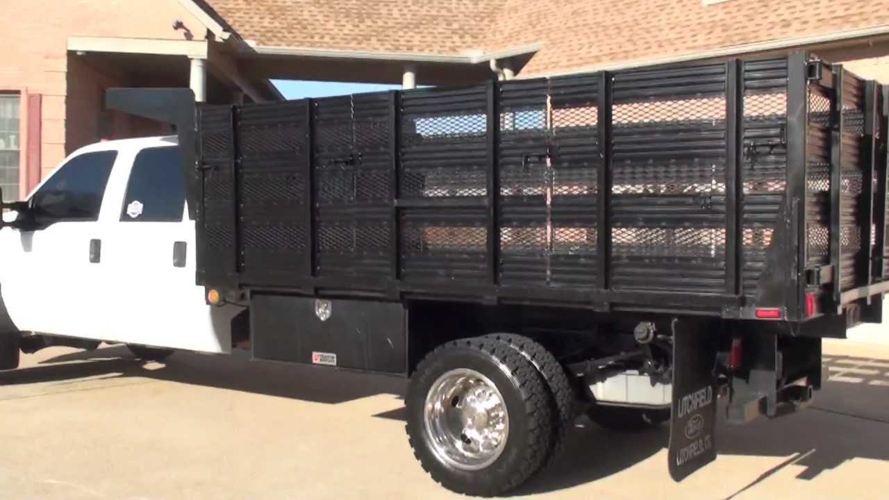 hd video 2008 ford f550 xl crew cab 6 4l diesel xl. Black Bedroom Furniture Sets. Home Design Ideas