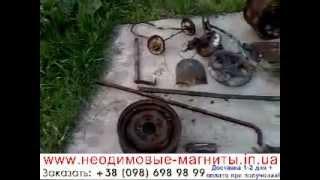 Поисковый магнит - неожиданная находка www.brigada1.lv - YouTube