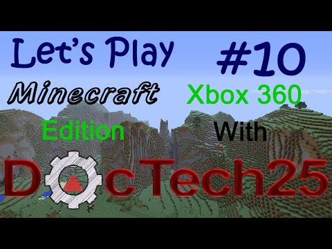 Minecraft Xbox 360 Let's Play Episode 10: Carrot Top