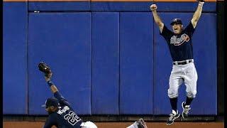 Beisbol - Atrapadas que salvaron el juego