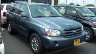 TOYOTA CONTIGO, LIFE IS A HIGHWAY, CARROS DE VENTA