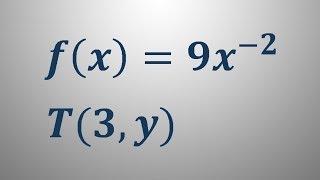 Enačba normale v točki – naloga 1