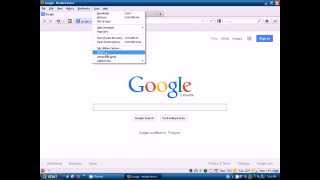 How To Set Google As Homepage On Mozilla Firefox (HD