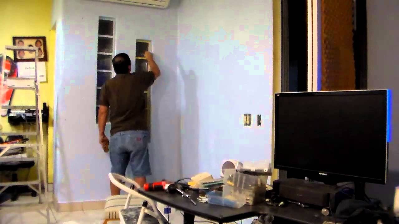 Pintando la oficina  YouTube