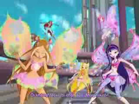 [Vietsub] Winx club Season 4 Episode 7: Winx Believix Part 1