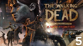 The Walking Dead: A New Frontier - Évadzáró Trailer