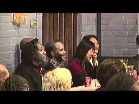 4 Kung-Fu Masters and one Grand Master demo together UK Part2