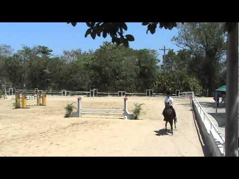 CMPOLO - 7a Etapa do Ranking 2011 - Rodolfo de Lima monta Lina