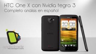 HTC One X El Poderoso Equipo De 4 Núcleos Y Pantalla