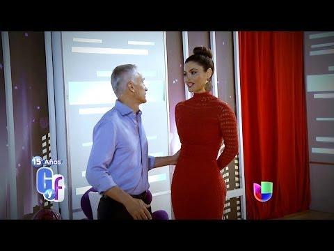 Chiqui Delgado asegura que ella es la que ha modernizado a Jorge Ramos - El Gordo y la Flaca