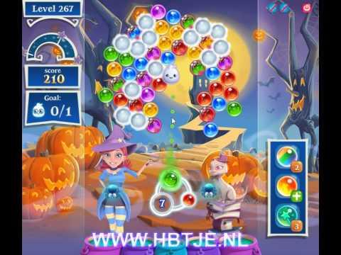 Bubble Witch Saga 2 level 267