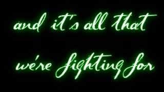 Within Temptation (feat. Tarja Turunen) - Paradise (What About Us?) Lyrics