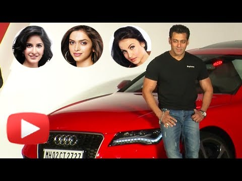 Which Girlfriend Will Salman Khan Gift Audi Car?