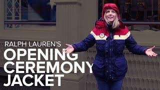 Team USA's Olympics Opening Ceremony heated jacket