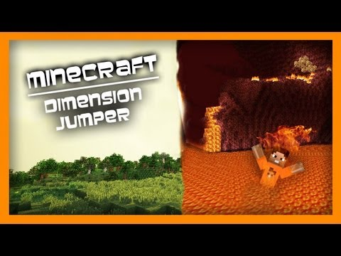 ► Minecraft – Dimension Jumper ◄ Part. 2 [Slovenský Letsplay]