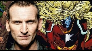 ¡Christopher Eccleston Habla Malekith, Thor, y Superheroes!