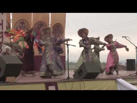 Хакасский ансамбль песни и танца «Улгер»