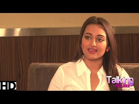 Sonakshi Sinha Exclusive Interview On Holiday Part 2