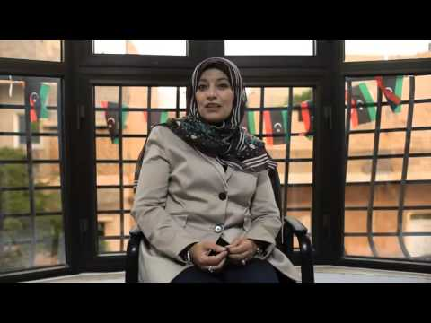 Women's Role in the Transition and Electoral Processes in Libya
