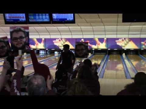 NCCS - AVCS Boys Bowling 2-29-20