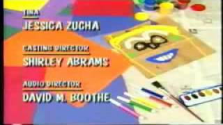 Barney And Friends Classic Season 1 Closing Credits Youtube