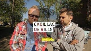 Cadillac De Ville - День 41 - Екатеринбург - Большой тест-драйв - Большая страна