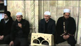 Zile k�rk hatim okumalar� 38. g�n 26 Aral�k per�embe 2013
