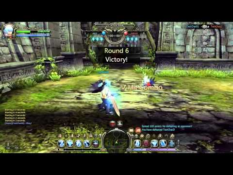 Dragon Nest Sea Character Dragon Nest Sea Level 50