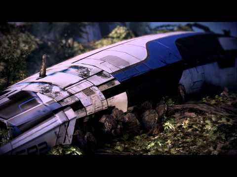 mass effect 3 the extended ending this is the end