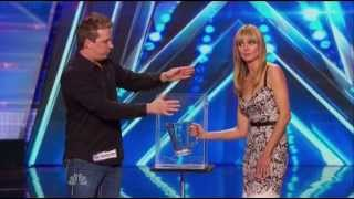 America's Got Talent 2014 Auditions Mike Super