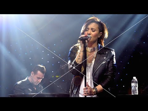 Demi Lovato Covers Ed Sheeran's