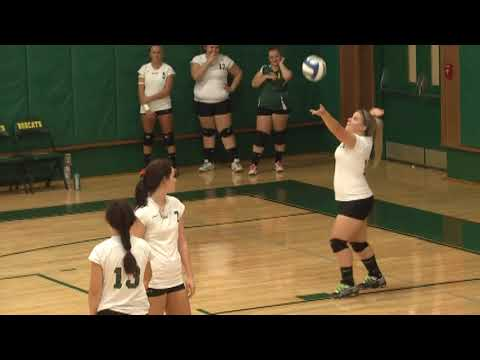 NAC - Saranac Lake Volleyball 9-12-13