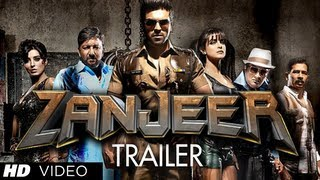 Zanjeer Trailer 2013 Hindi Movie
