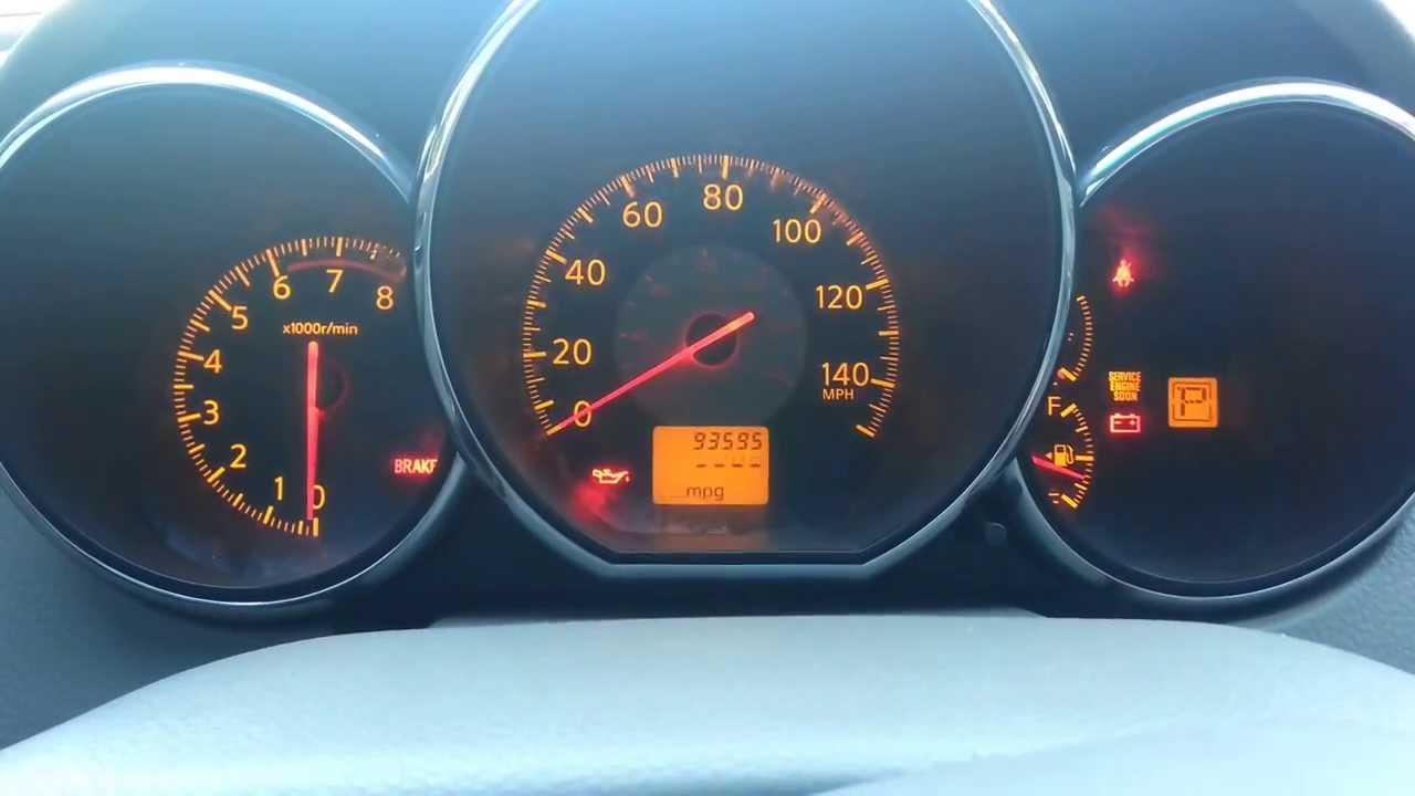 Problema De Encendido Nissan Altima 2006 2 5s Special