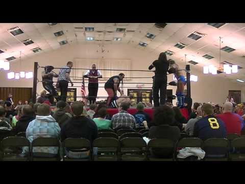 6 man tag action